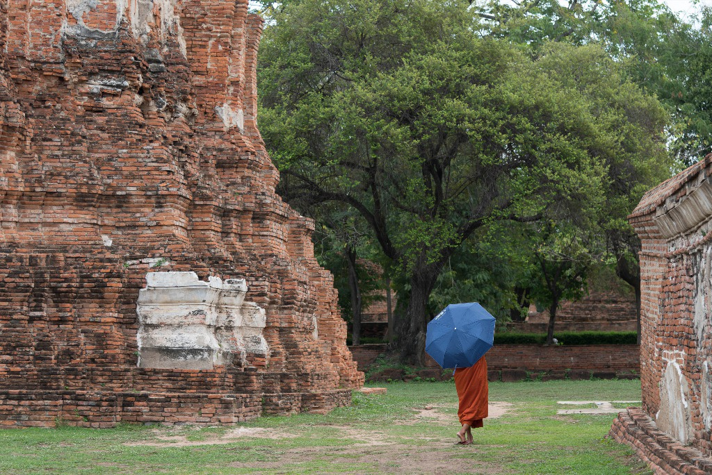 Ayutthaya and its marvels
