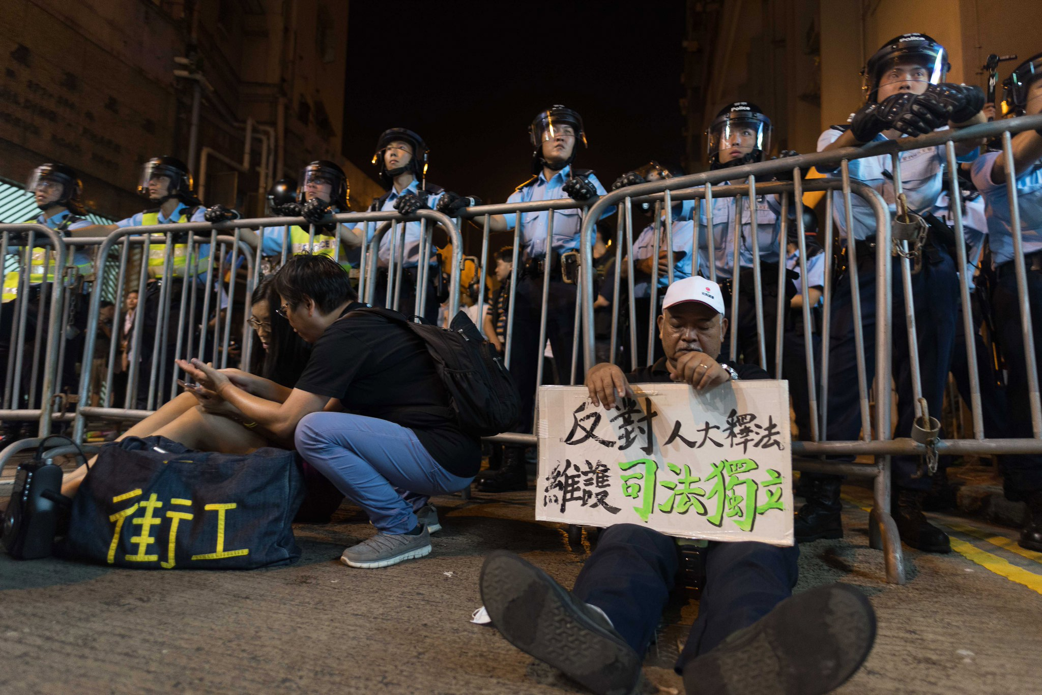 Hong Kong's Umbrella Movement and its failure