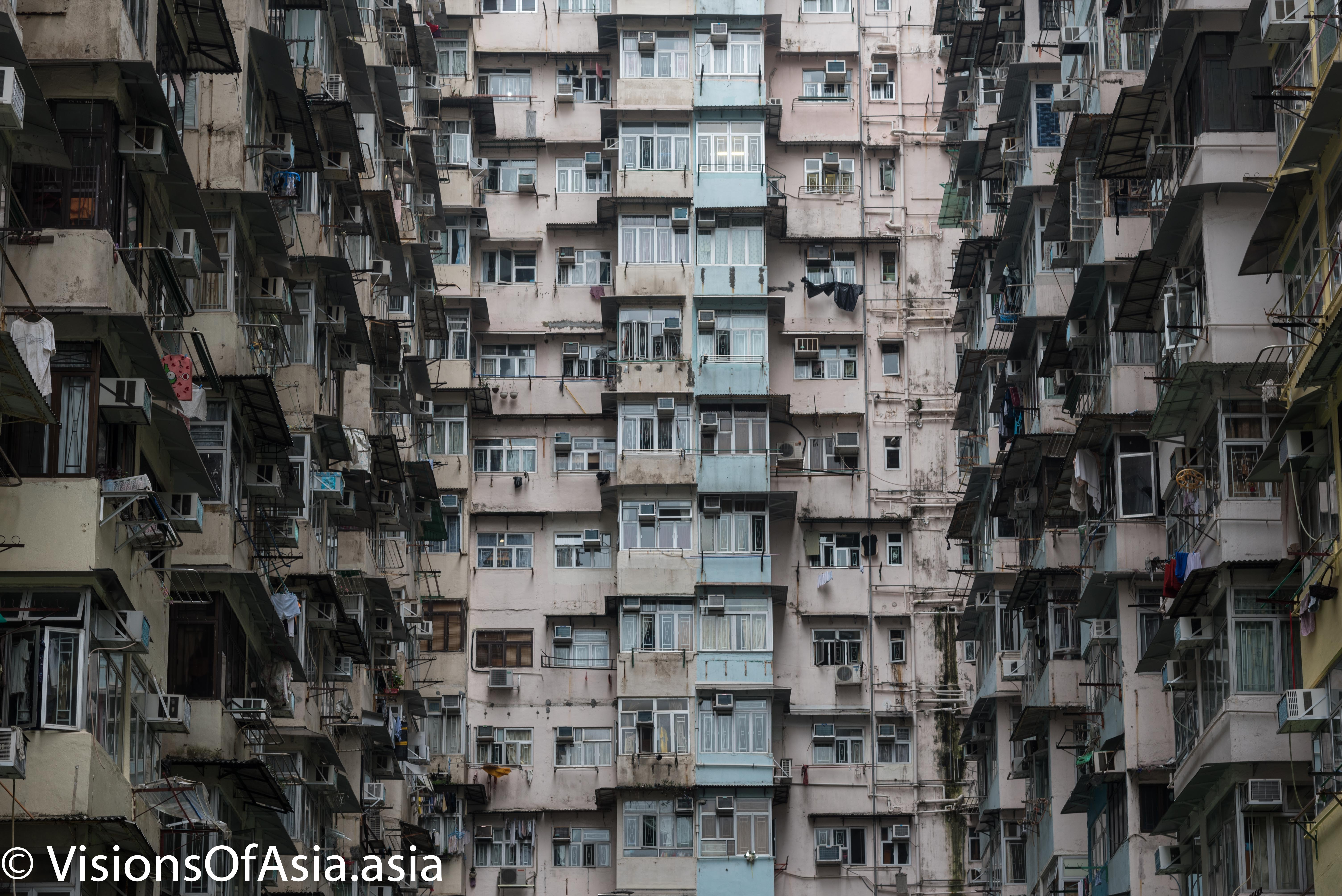 Montane Mansion: HK architectural claustrophobia