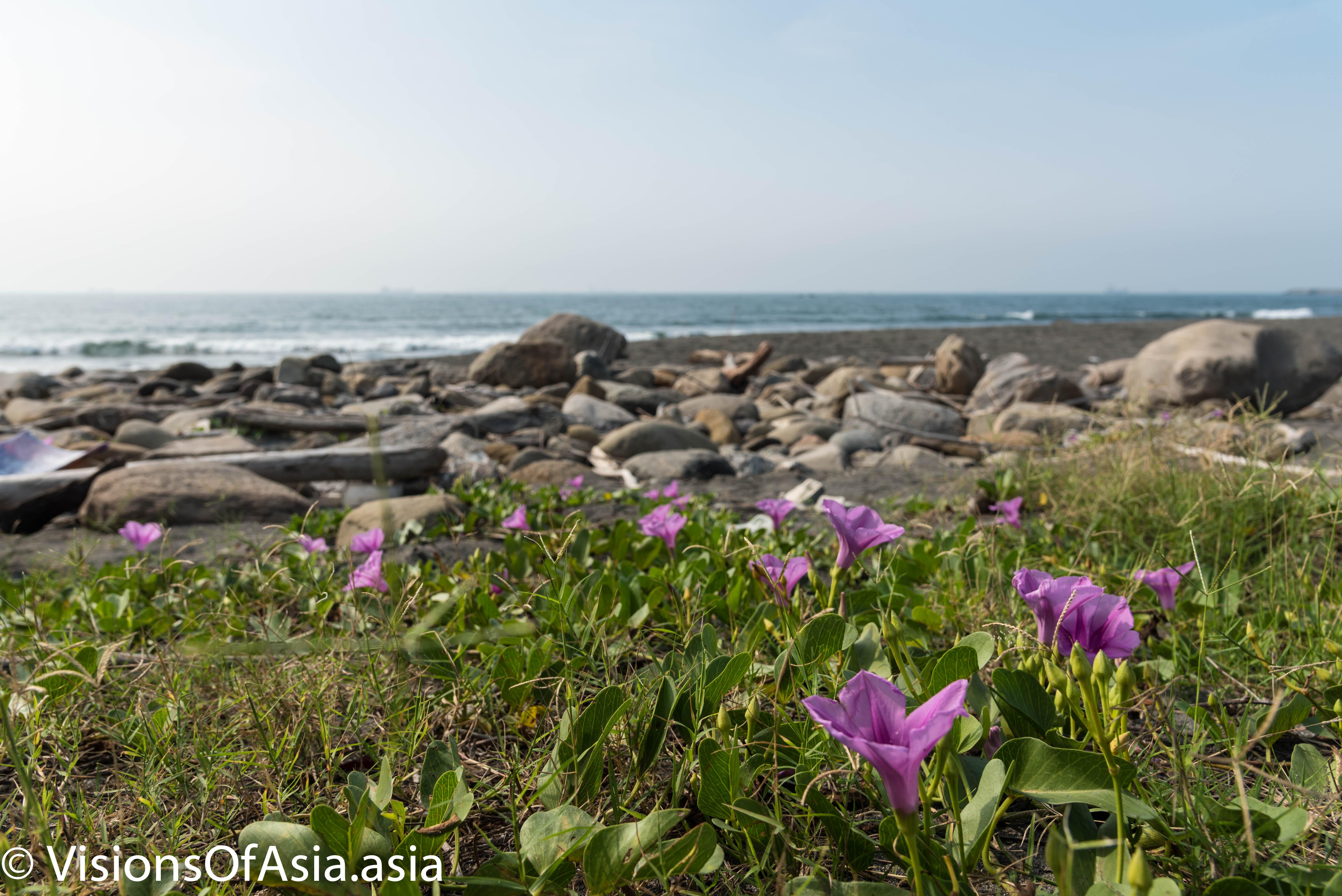 Cijin island beach