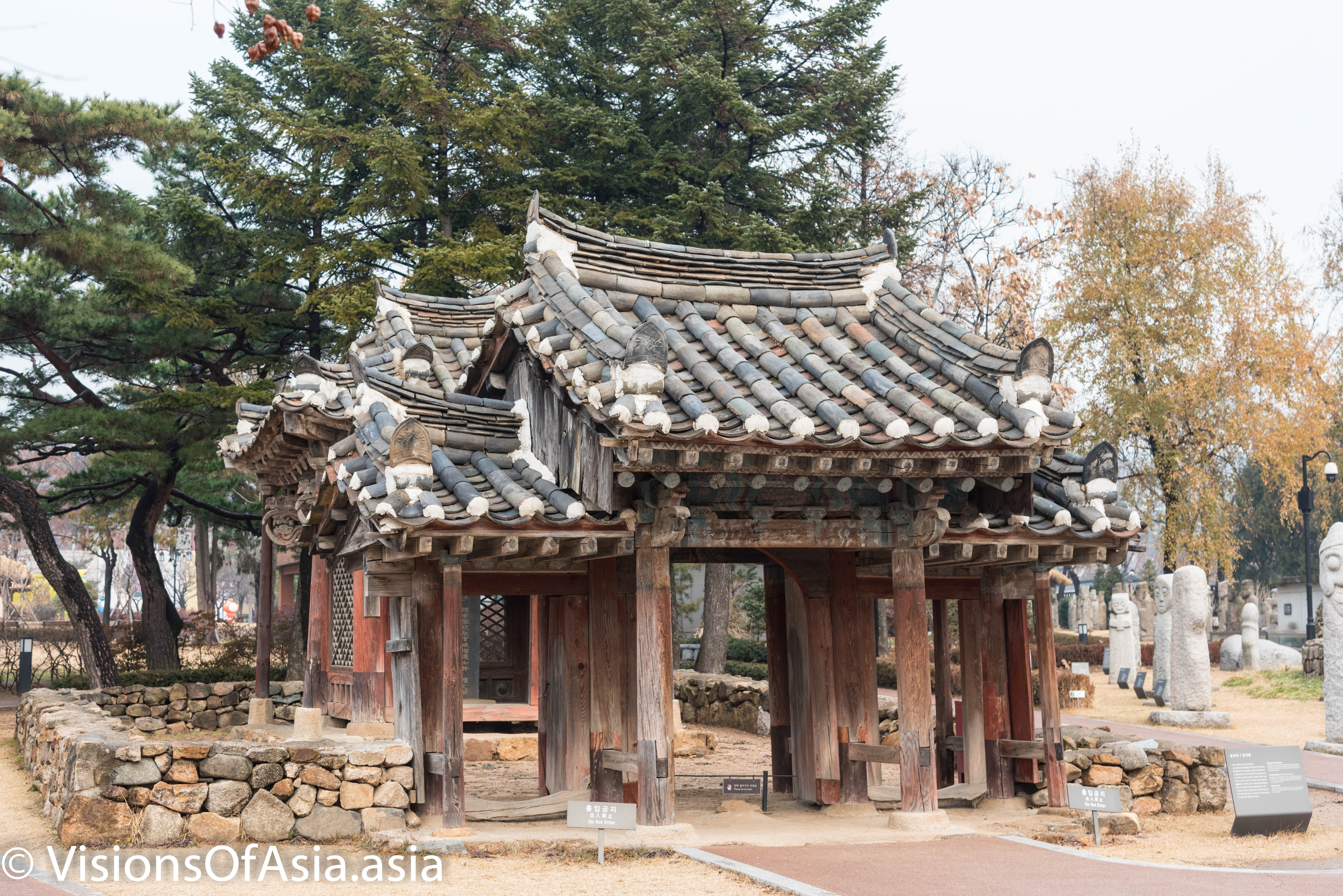 Hyojagak building