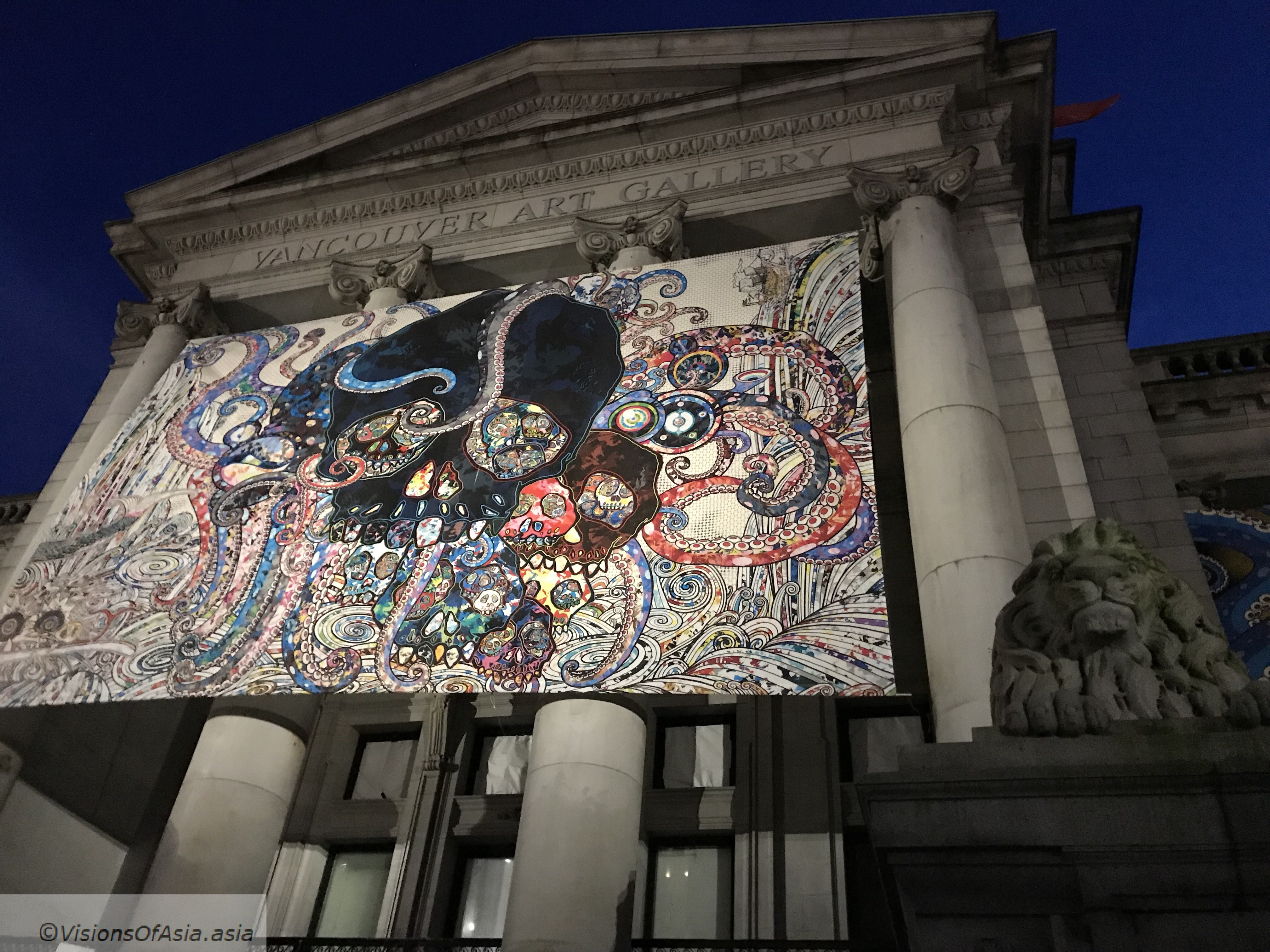Vancouver Art Gallery front