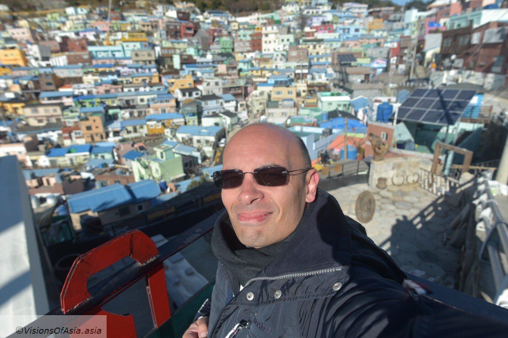 Selfie in Gamcheon