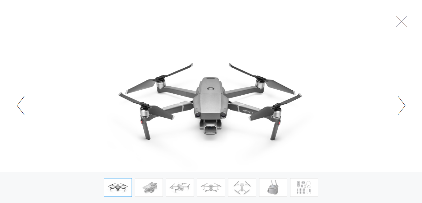 The Mavic 2 Pro unveiled
