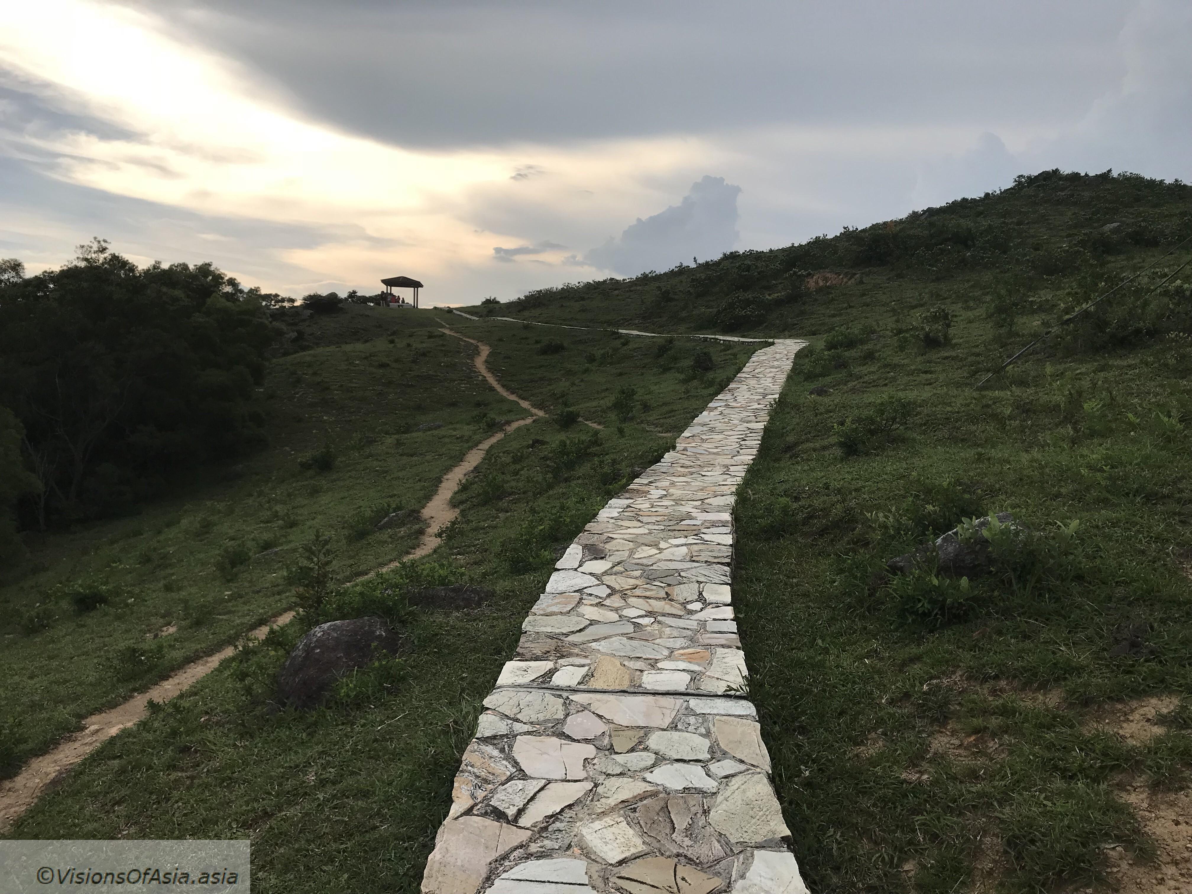 Tsuen Wan Ancient trail