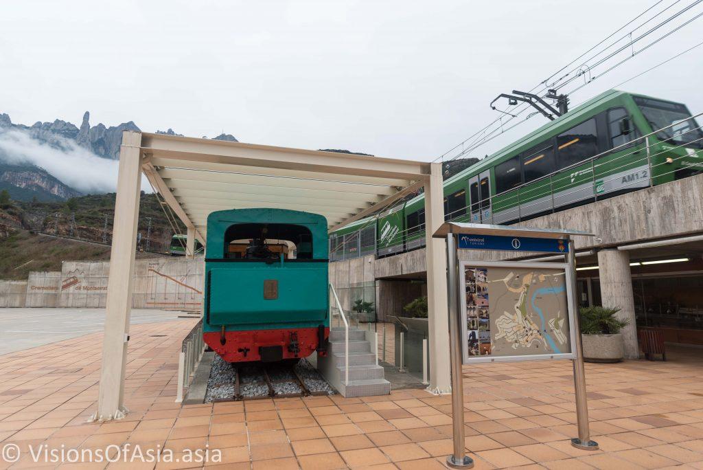 Monserrat tram