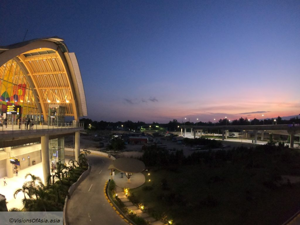 New Cebu Airport Terminal