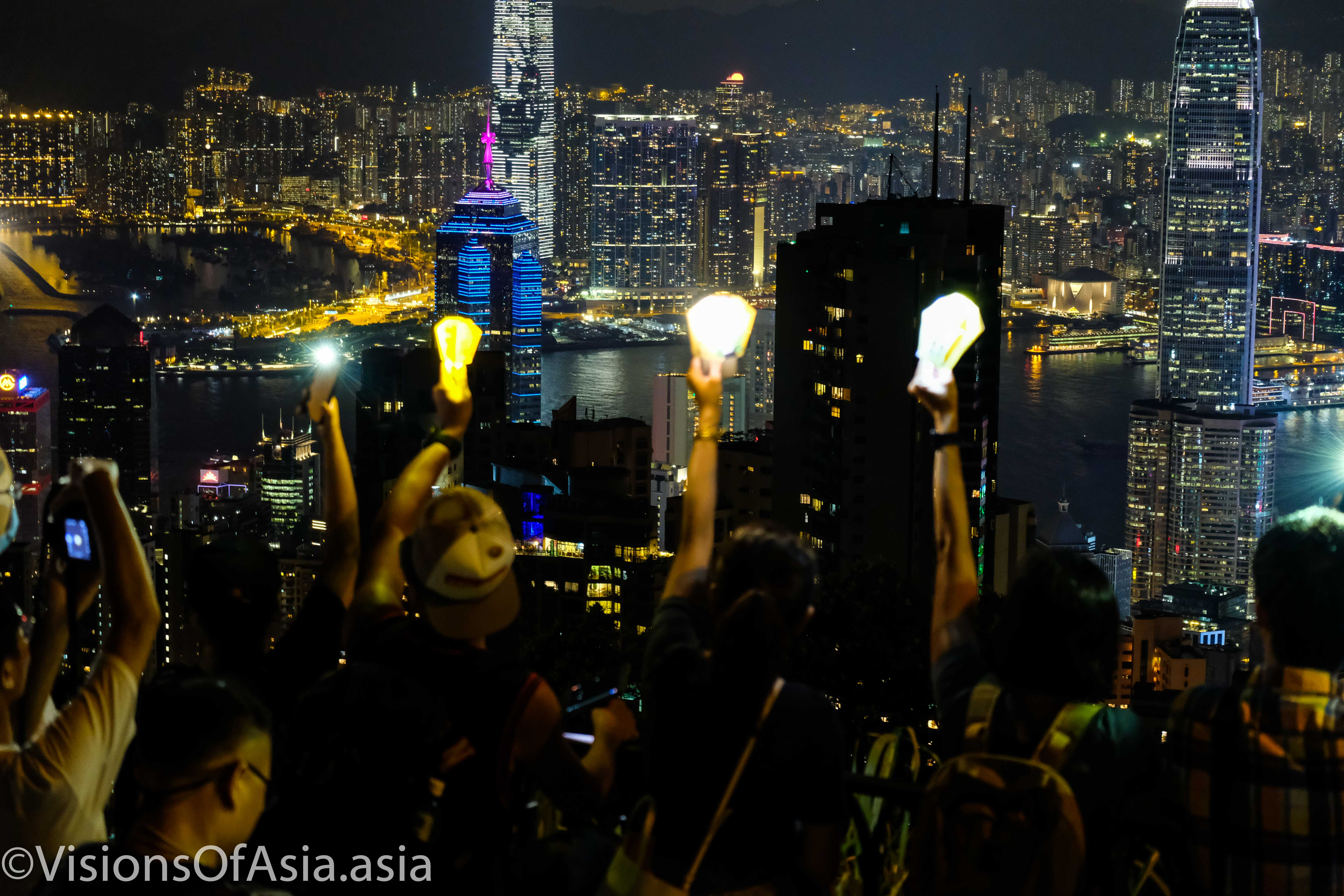 The Hong Kong Way on Mid-Autumn Festival