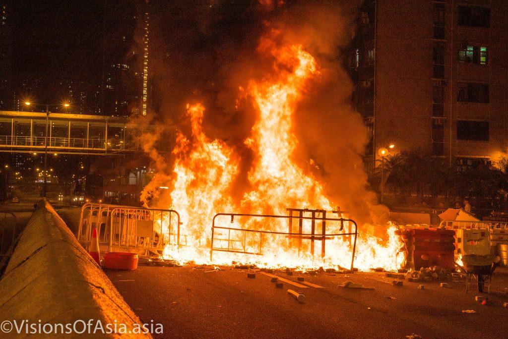 Blaze in Wong Tai Sin
